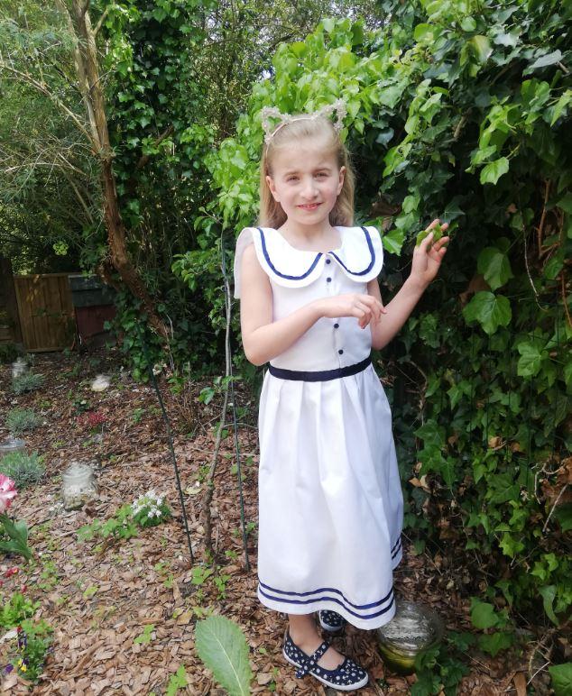 Les enfants d'honneur de Fifi au jardin Mariages_i123456789123456
