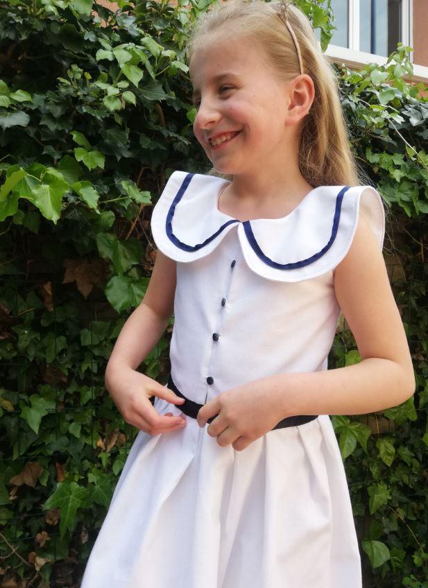 Les enfants d'honneur de Fifi au jardin Mariages_i12345678912345678912