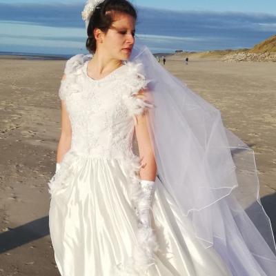 Les mariages by fifi au jardin des creations merveilleuses entierement realisees a la main selon vos souhaits et morphologie