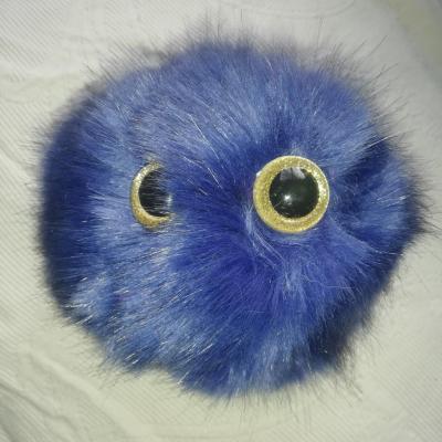 Pitou bleu marine
