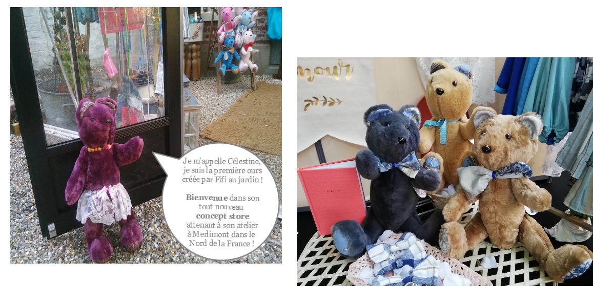 Catalogue fifi au jardin 2019 les ours nos amis feeriques p13
