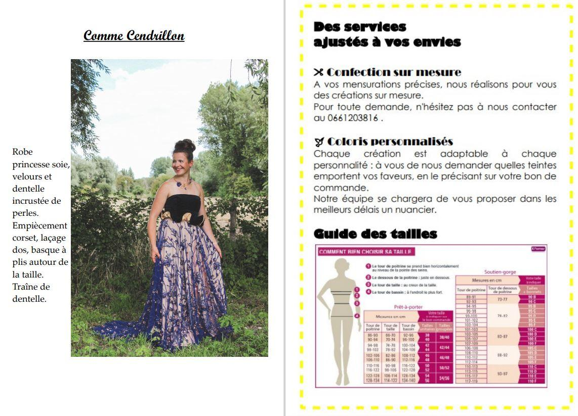 Catalogue une annee chez fifi collection inedite ecoresponsable 2021 2022 fifi au jardin p12