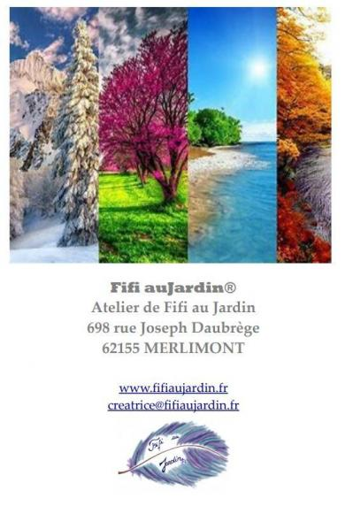 Catalogue une annee chez fifi collection inedite ecoresponsable 2021 2022 fifi au jardin p14bis