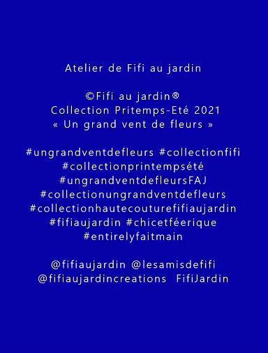 Coordonnees faj ugvdf hashtags et mentions collection un grand vent de fleurs