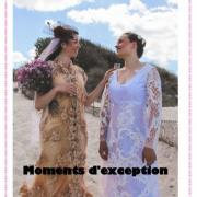 Decouvrez les tenues moments d exception de la collection fifi au jardin un grand vent de fleurs