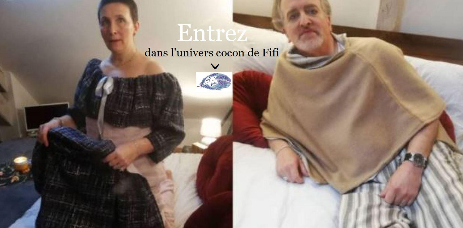 Entrez dans l univers cocon de fifi collection capsule dorm core tenues cocooning 1
