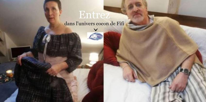 Entrez dans l univers cocon de fifi collection capsule dorm core tenues cocooning 1