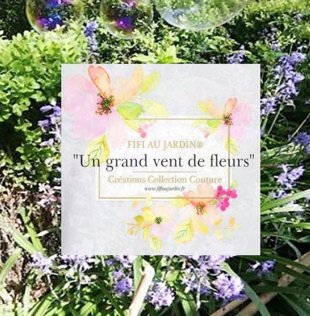 Découvrez la collection fifi au jardin printemps ete 2021 un grand vent de fleurs