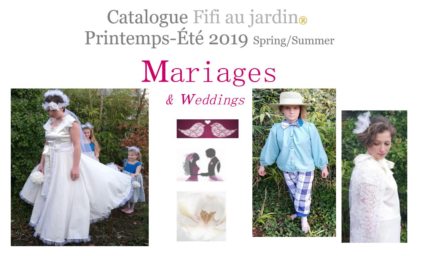 P1 catalogue fifi au jardin printemps ete 2019 mariages