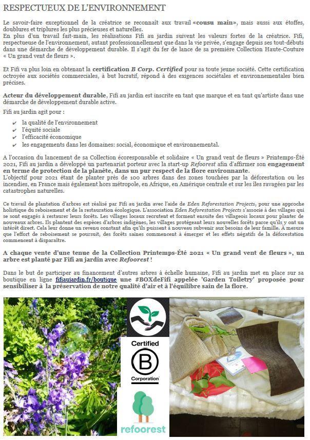 Raisons pour aider fifi au jardin propulsons i4
