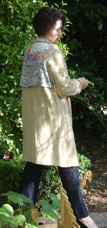 Trench fifi au jardin gamme femmes